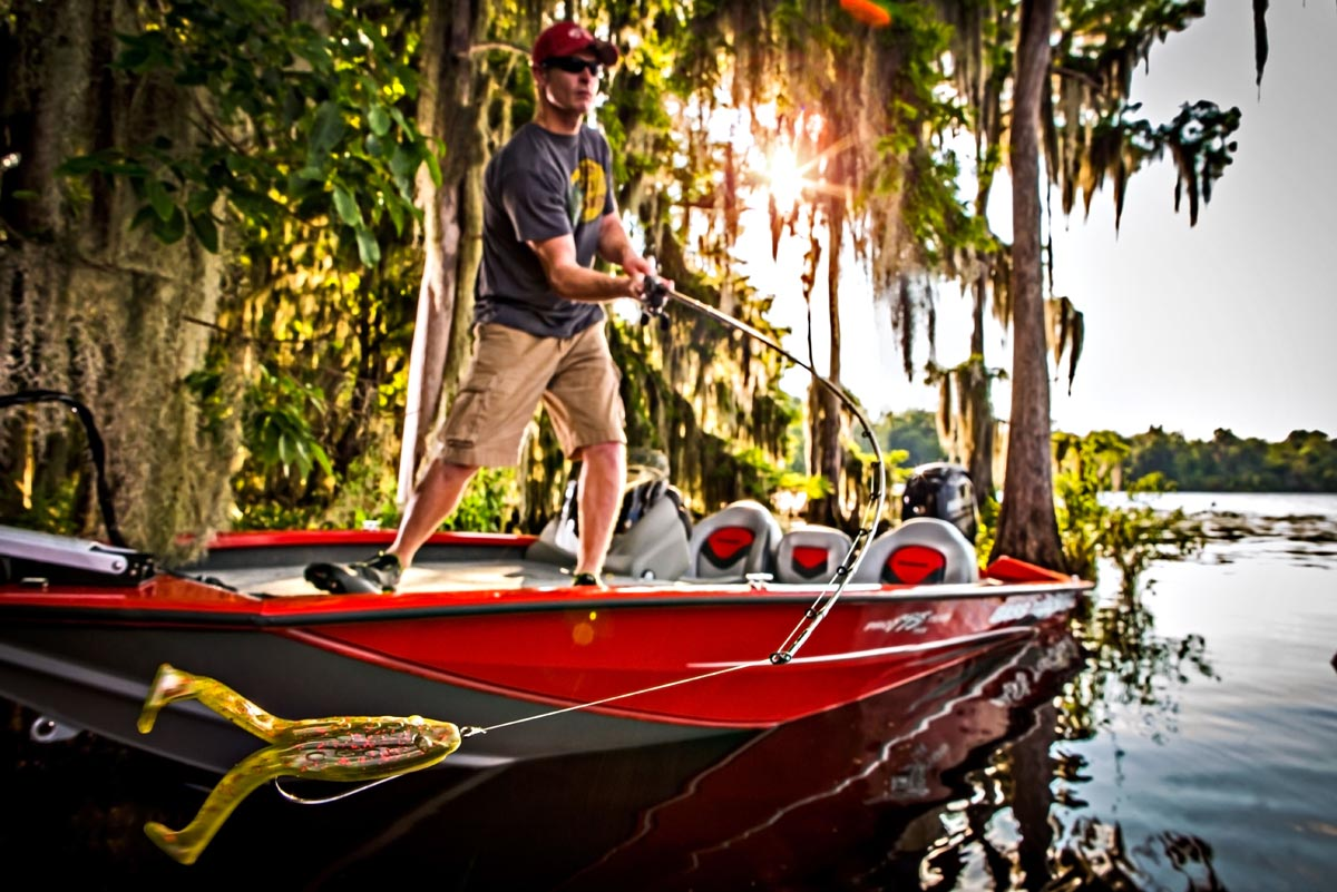 fishing cast photography