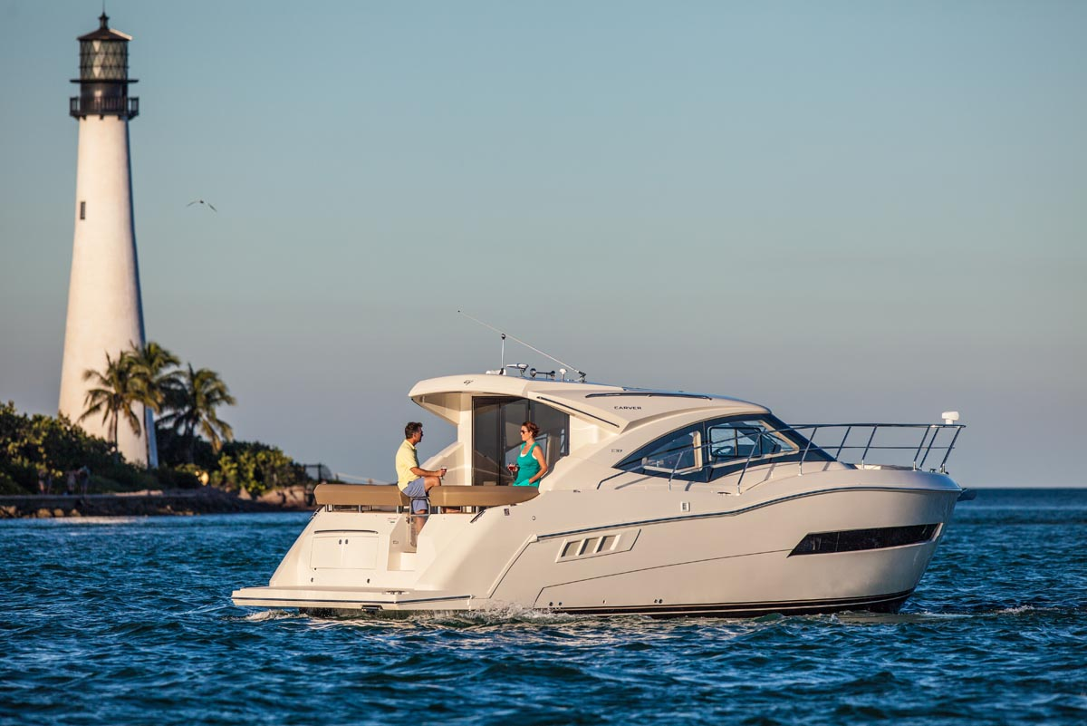 carver boat photo