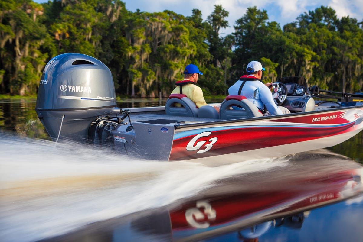 g3 boat running photography