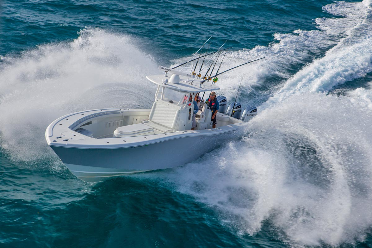offshore fishing boat photo